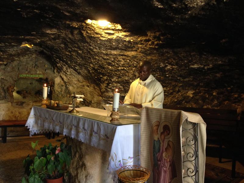 Fr Brian Mhlangha OP