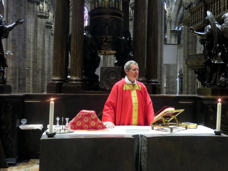 Fr Emil Blaser OP