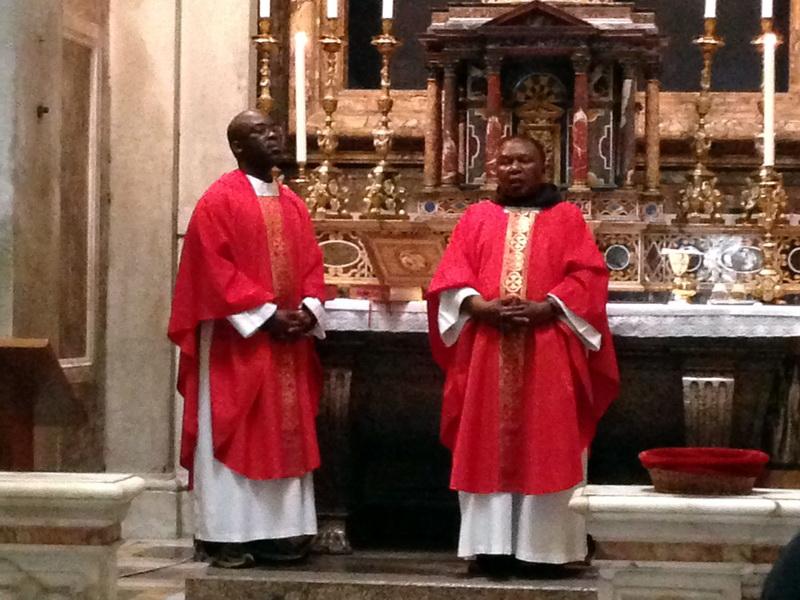 Fr Tom Tshabalala OFM