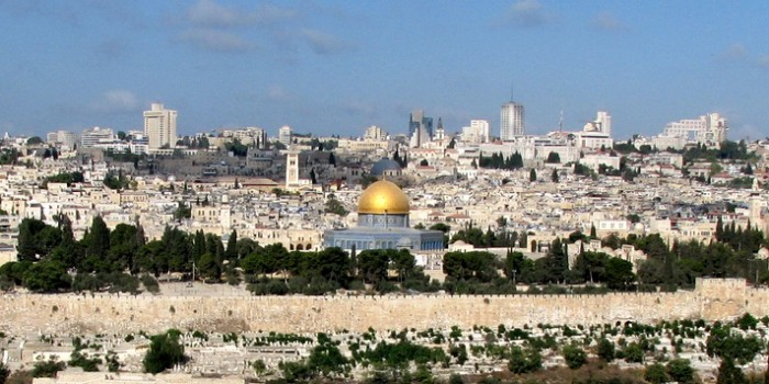 St Patrick's 12-days Holy Land in April/May 2020