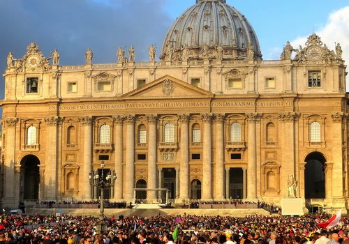 Southern Cross: Holy Land, Rome, Assisi, Cairo Aug-Sep 2017