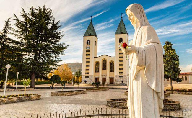 Medjugorje • Rome • Assisi • Loreto – June 2021