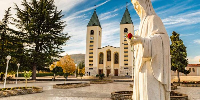 Medjugorje • Rome • Assisi • Loreto – May 2020