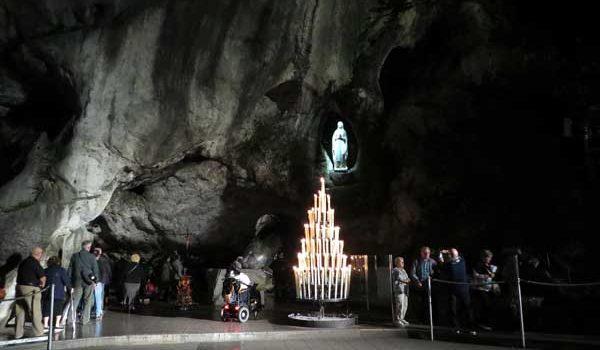 Lourdes and Catholic France 2019
