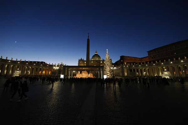 Advent Pilgrimage to Italy