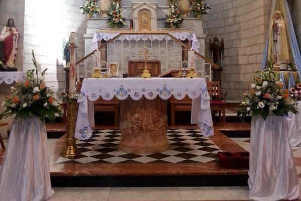 Couples' St Valentine Holy Land Pilgrimage 2020